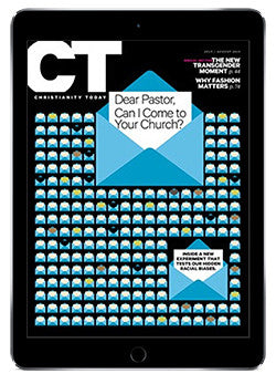 Christianity Today: July/Aug 2015
