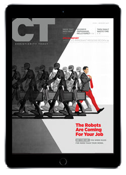 Christianity Today: July/Aug 2017