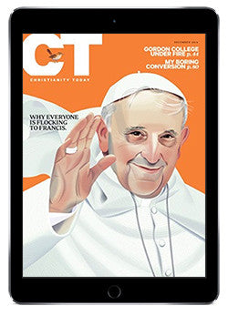 Christianity Today: December 2014