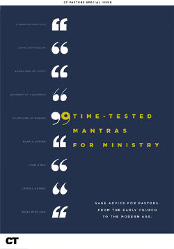 Special Issue: 9 Time-Tested Mantras for Ministry