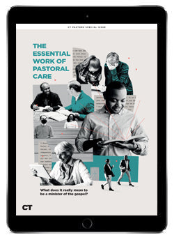 Special Issue: The Essential Work of Pastoral Care (PDF)