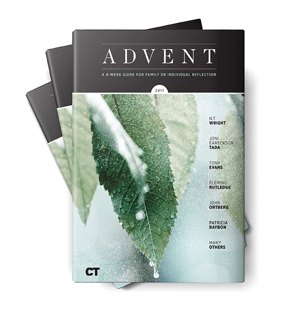 Advent 2017: 30-Day Devotional Guide (10 Pack)