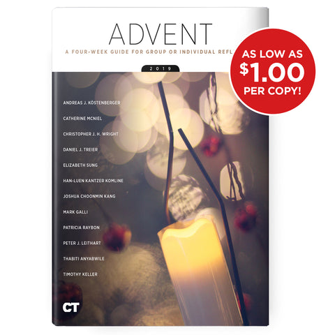 Advent 2019: 4-Week Devotional Guide (10 Pack)