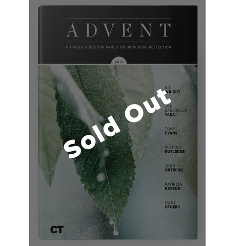 Advent 2017: 4-Week Devotional Guide (10 Pack)