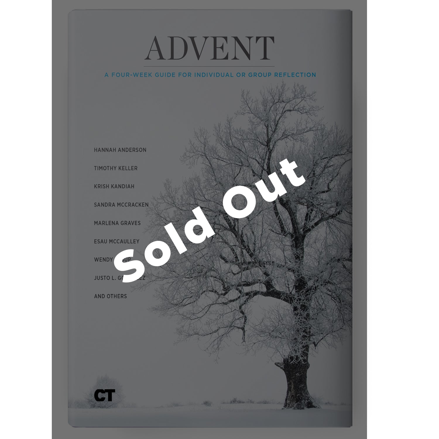 Advent 2018: 4-Week Devotional Guide (10 Pack)