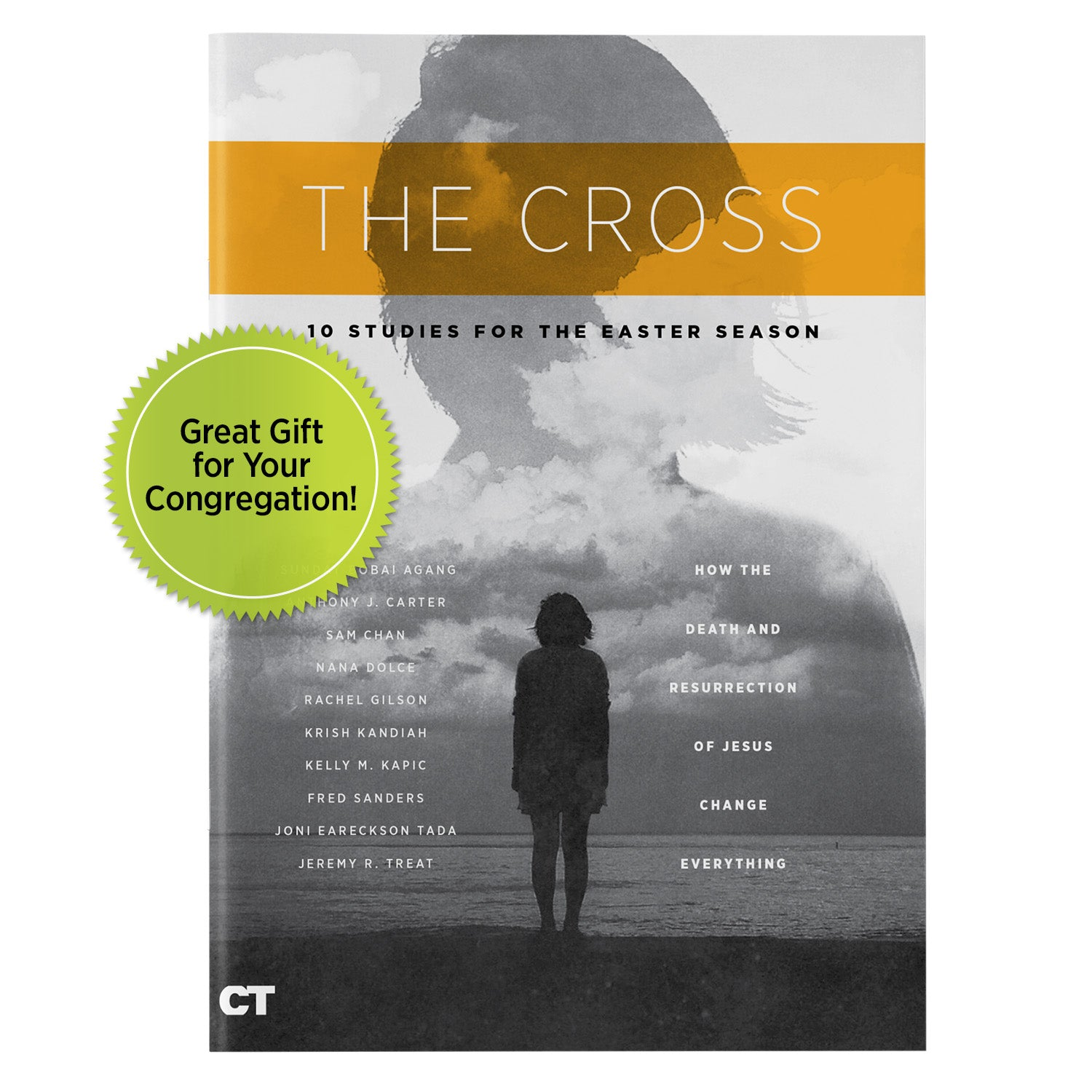 The Cross: Easter 2020 Devotional Guide (10 Pack)