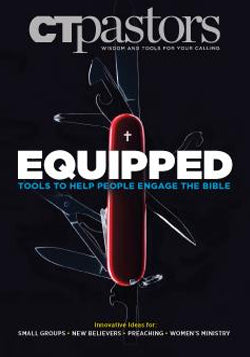 Special Issue: Equippped