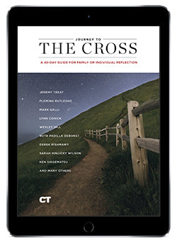 Easter Devotional: Journey to the Cross (PDF)