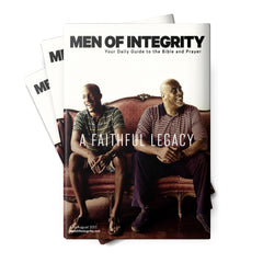 Men of Integrity: Father's Day 10-Pack