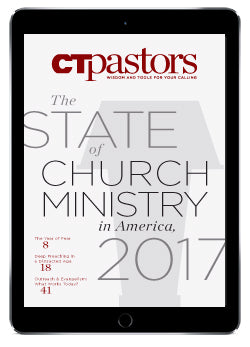 Special Issue: The State of Church Ministry in America (PDF)