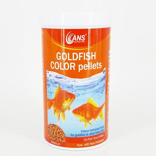 ANS Goldfish Colour pellets 95g / 390g / 930g