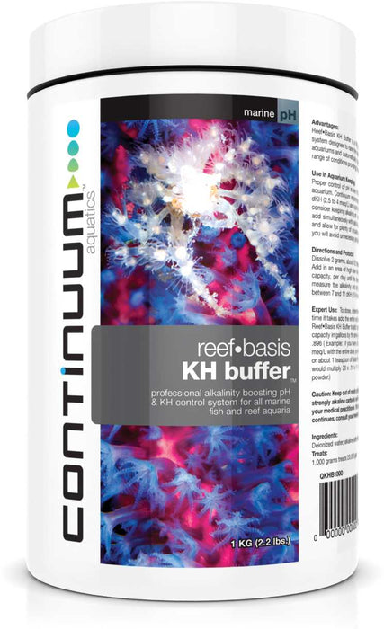 CONTINUUM Reef Basis KH Buffer Dry 250g