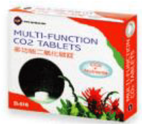 UP D-516 Multi Function CO2 Tablets
