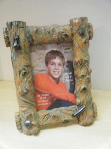 Picture Frame, Western Log #15493