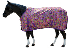 Horse Winter Blanket Ozark 600 Denier in Various Colors and Sizes