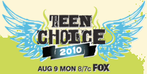 TINte Cosmetics at the teen choice awards