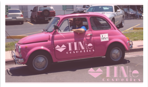 Pink TINte Cosmetics Mobile!