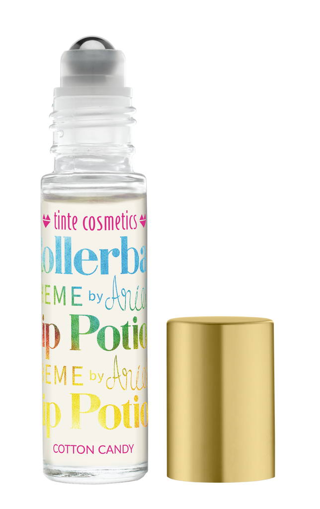 THEME by Ariella - Cotton Candy Rollerball Lip Potion - LIMITED EDITION