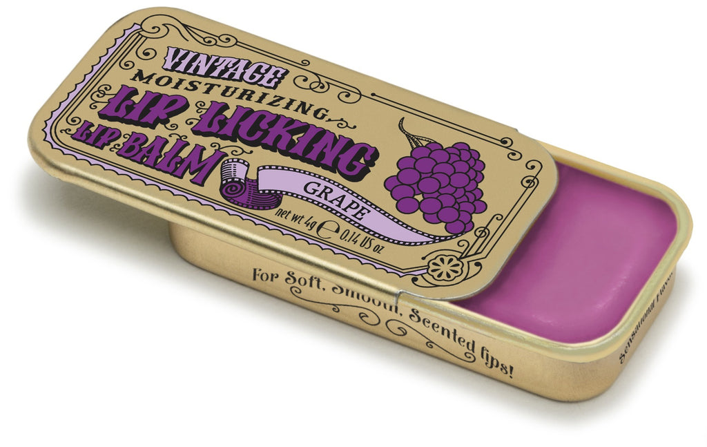 Grape Lip Licking Flavored Lip Balm