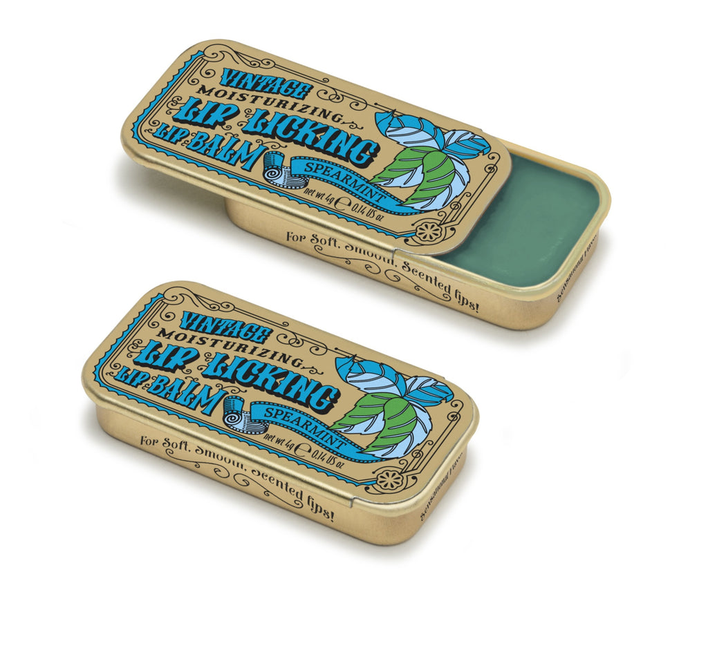 Spearmint Lip Licking Flavored Lip Balm