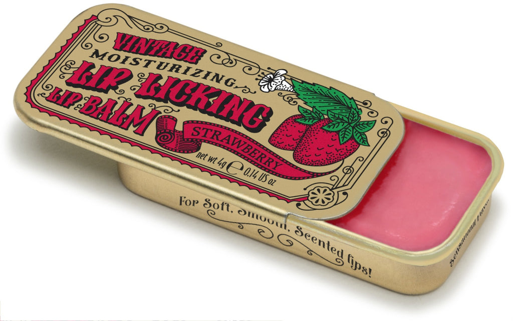 Strawberry Lip Licking Flavored Lip Balm