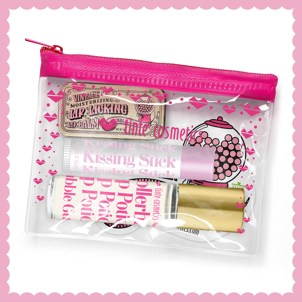 Bubble Gum Trio Kit