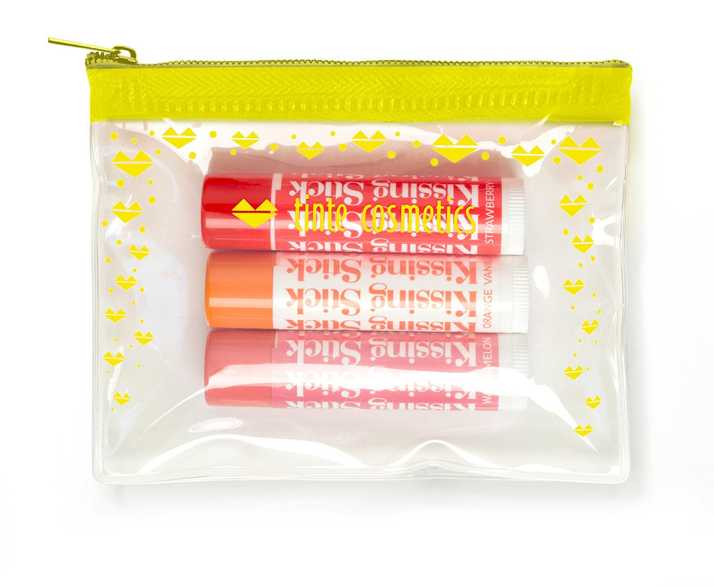 Yellow TINte Hearts mini