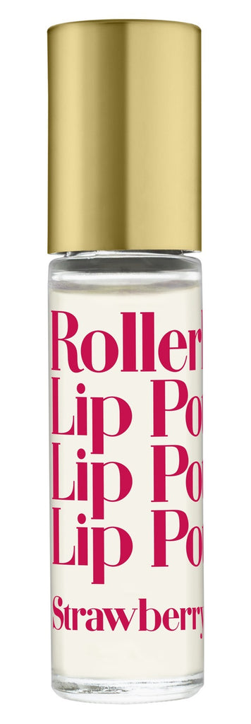 Strawberry Swirl Rollerball Lip Potion