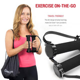 Light Weight Portable Exercise Device