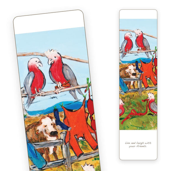 Bookmark - Cocky Friends