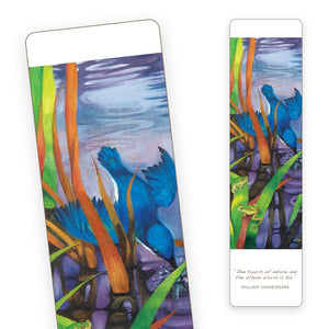Bookmark - Kingfisher