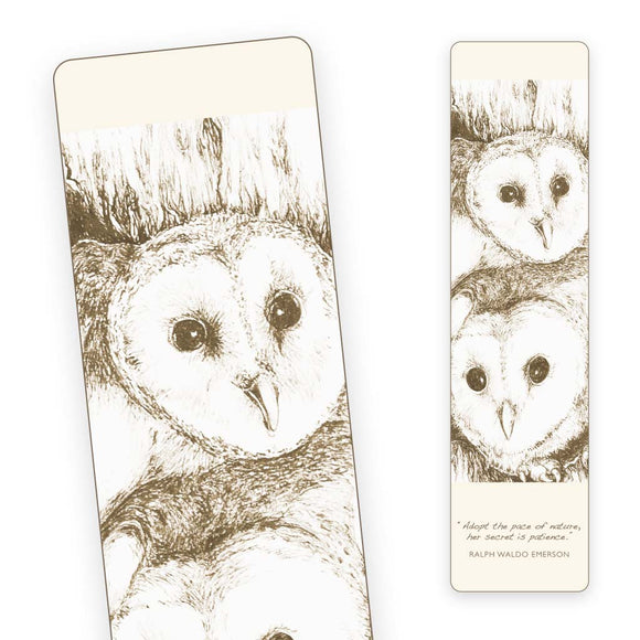 Bookmark - Owl