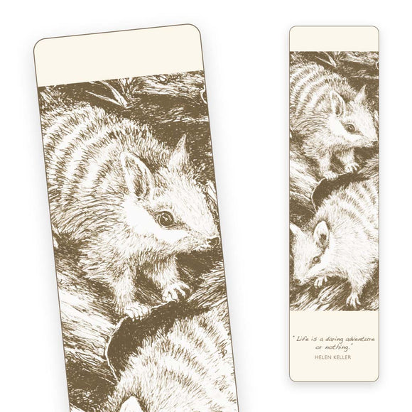 Bookmark - Numbats