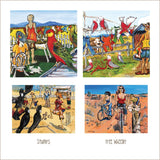Boxed Card Set of 8 - Colin Montefiore Set 2