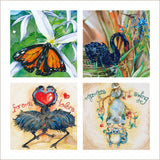 Boxed Card Set of 8 - Leanne White Set 1