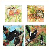 Boxed Card Set of 8 - Leanne White Set 2