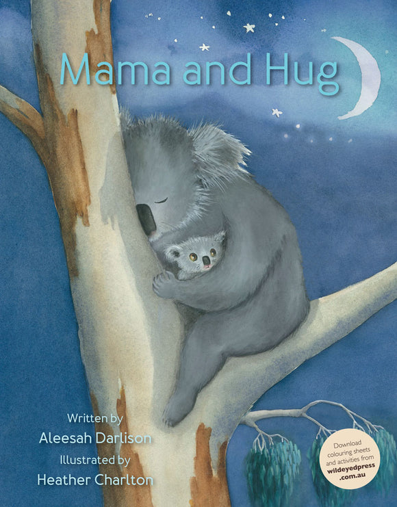 Children's Book - Mama and Hug
