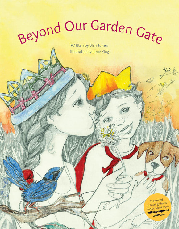 Children's Book - Beyond Our Garden Gate