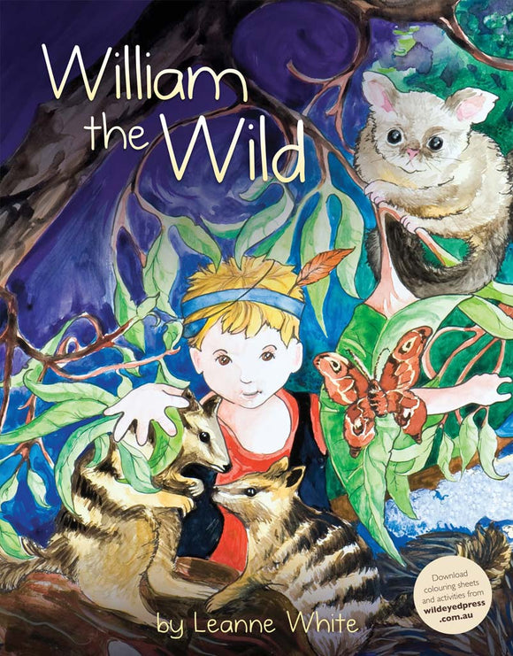 Children's Book - William the Wild