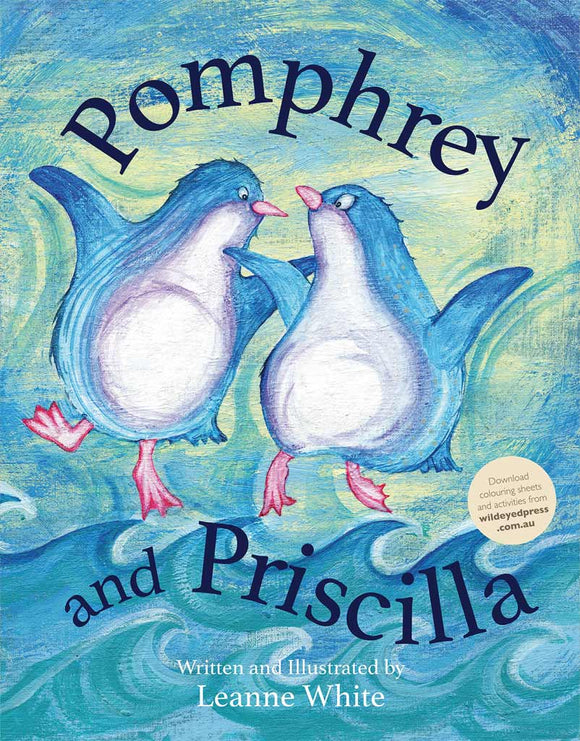 Children's Book - Pomphrey and Priscilla