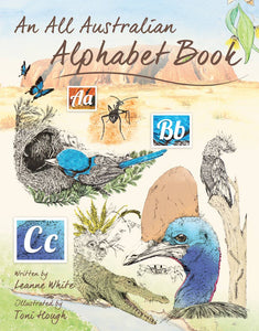 Children's Book - An All Australian Alphabet Book