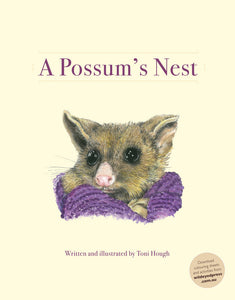Children's Book - A Possum's Nest