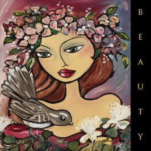 Greeting Card - Beauty