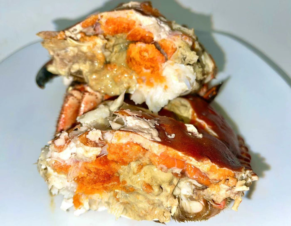 Crab Butter | Whole Rock Crab | Fresh Rock Crab | Clearwater