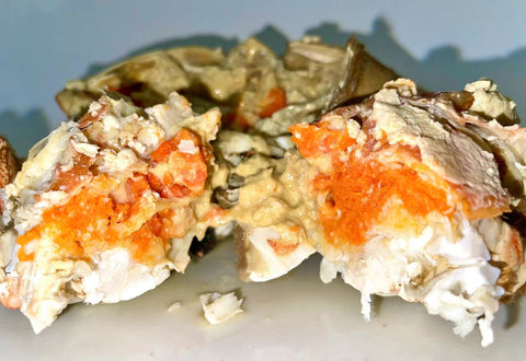 ROCK CRAB WHOLE COOKED - CANADA CLEARWATER BRAND