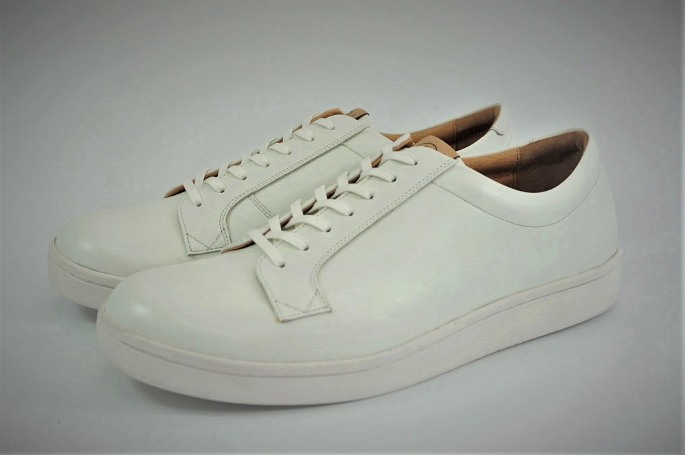 Load image into Gallery viewer, My えむわい / LSN-009 Lace UP Low-Cut col,WHITE / 宮城興業㈱製