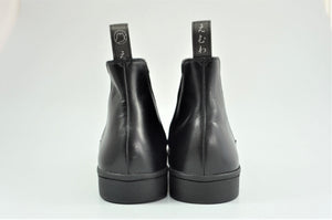 Load image into Gallery viewer, My えむわい / LSN-010 Chelsea Plain Boots col,BLACK / 宮城興業㈱製