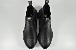 My えむわい / LSN-103 Side Gore Boots col,BLACK / 宮城興業㈱製