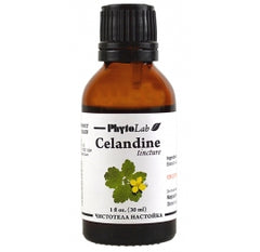Celandine Tincture 25ml Настойка Чистотела