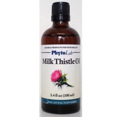 Milk Thistle Oil 100ml Масло Расторопши